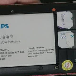 Philips s308 của huyenduy1 tại 245 Đường 19 Tháng 4,  Xuân An, Thành Phố Phan Thiết, Bình Thuận - 2289336