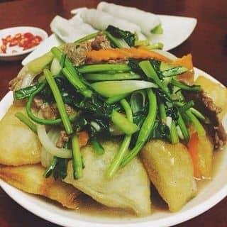 """""""NGON NỨC TIẾNG"""" Phở cuốn Hưng Bền"""
