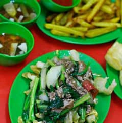 Phở Cuốn Hưng Bền - Quận Ba Đình - Quán ăn & Phở - lozi.vn