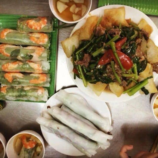Phở cuốn Thanh Hằng - 29B Ngũ Xã, Trúc Bạch, Ba Đình, Hà Nội