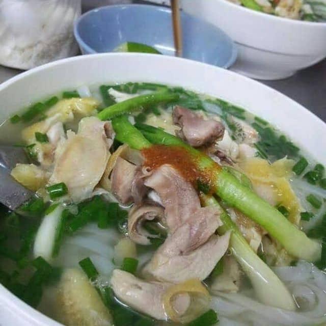 Phở gà của Mai Ngô tại Phở Lâm - 7 Nam Ngư - 226