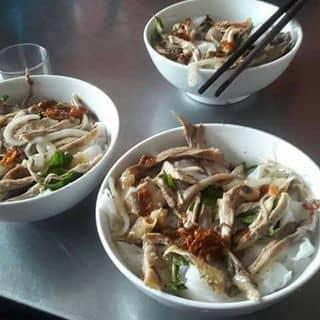 Phở gà của tranbaohy1 tại 4 - 6 Hoàng Văn Thụ, Thị Xã Bạc Liêu, Bạc Liêu - 755137