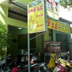 Phở Lệ tại 121 Đường Trục, Quận Bình Thạnh, Hồ Chí Minh