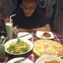 Piza của kimchi2708 tại Pepperonis Restaurant - Hàng Trống - 92588