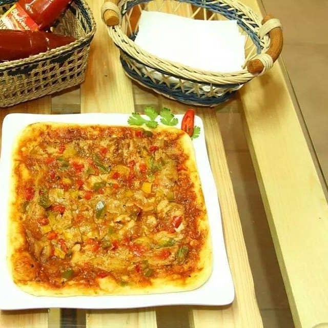 Pizza của Duy tại Why Not..? Coffee - 105470