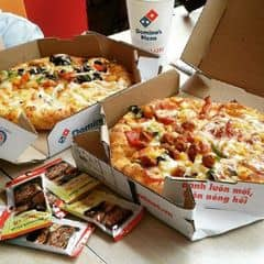 Pizza của Nghinh Jeri tại Domino's Pizza - Cao Thắng - 3980