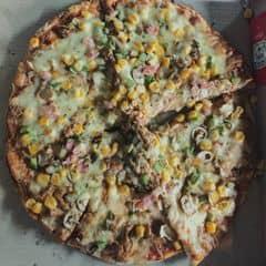 pizza #6 tuna cheese melt của Hân Gia tại Al Fresco's - Nhà Thờ - 289069