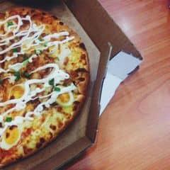 Pizza của Gwen Bi tại Domino's Pizza - Quang Trung - 79099