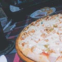 Pizza bò sốt nướng BBQ  của Thuỳ Giang tại Pepperonis Restaurant - Giảng Võ - 235403
