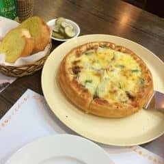 Pizza cheese của Nguyễn Ngọc Hà tại Domino's Pizza - Cộng Hoà - 830345