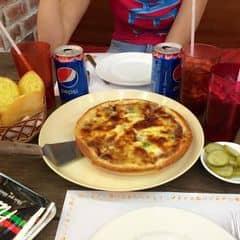 Pizza đế bánh mỳ của Phạm ThịNhưTrang tại Pizza Inn - Nguyễn Văn Trỗi - 360103