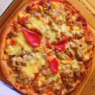 Pizza gà nấm của hieutrungtrung tại 51 Bình Thuận, Tân Quang, Thị Xã Tuyên Quang, Tuyên Quang - 239583