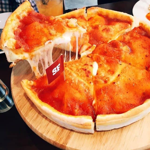 Pizza hải sản của Tý Nguyễn tại Cowboy Jack's - Võ Văn Tần - 116059