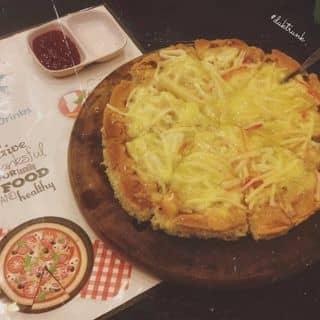 Pizza hải sản  của duktrunk tại 4 Lê Minh Ngươn,  P. Mỹ Long, Thành Phố Long Xuyên, An Giang - 1068528