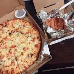 Pizza Hải Sản   của Đoan Trang tại Domino's Pizza - Đinh Tiên Hoàng - 180909