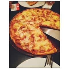 Thích ăn mỗi pizza hải sản :(
