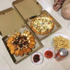 Pizza hải sản & Pizza bò xúc xích của Thanh Hương tại Pizza Hut - Hà Đông - 391791