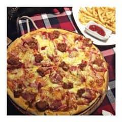 Pizza Jambon 🍕🍕🍕 của An Vu tại Pepperonis Restaurant - Huỳnh Thúc Kháng - 910169