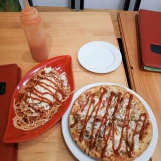 Pizza mỳ ý của pav0609 tại 46 Nguyễn Thái Học, Thành Phố Thái Bình, Thái Bình - 3255779