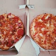 Pizza nè của Tú Ngân tại Domino's Pizza - Minh Phụng - 267281