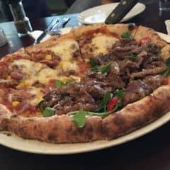 Pizza phong cách nhật của Huan Yu tại Pizza 4P's - Pizza Kiểu Nhật - 292792