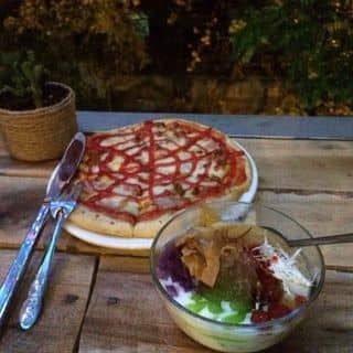 Pizza thập cẩm của dieulinh9665 tại 82 Nguyễn Thị Minh Khai, Huyện Phổ Yên, Thái Nguyên - 580008
