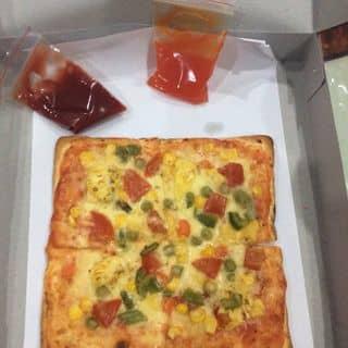 Pizza vuông chay của bililyluta tại Dốc Láp, Trần Phú, Thành Phố Vĩnh Yên, Vĩnh Phúc - 727261