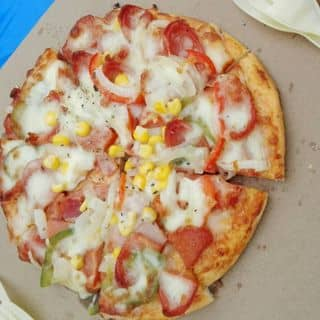Pizza xúc xích của thu225 tại 23 Nguyễn Xuân Chính, phường Tiền An, Thành Phố Bắc Ninh, Bắc Ninh - 539486