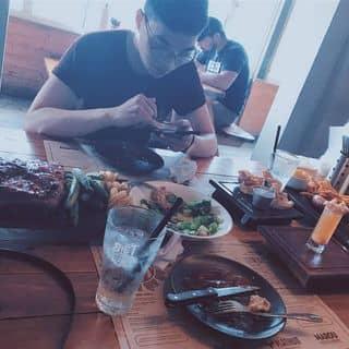 Pork BBQ của melonwen tại 168 Võ Văn Kiệt, Cầu Ông Lãnh, Quận 1, Hồ Chí Minh - 3405477
