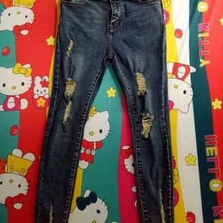 Quần Jean rách của linhmy305 tại Hồ Chí Minh - 3336890