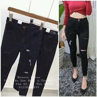 Quần jeans dai 26 den 30 của duyenminhon tại Quốc Lộ 1,  Thị Trấn Bình Dương, Huyện Phù Mỹ, Bình Định - 821507