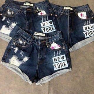 Quần Short Jeans NEW YORK ==> Có 3 size: S, M, L của banhthibii tại Hậu Giang - 1081570