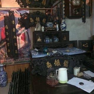 Quấn thư câu đối gỗ gụ giả cổ của phamvanhiep1604 tại 96 Hàm Nghi, Bến Nghé, Quận 1, Hồ Chí Minh - 1017627
