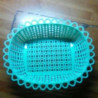 Rổ nhựa nhỏ của stylebarbie tại Lâm Đồng - 3200350