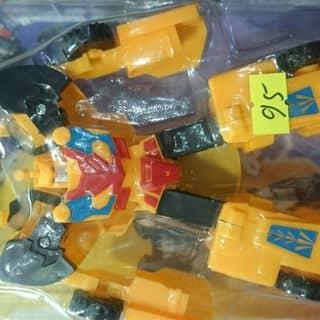 Robot đồ chơi (kèm súng nhỏ) của phamhatoys tại Cao Bằng - 678852