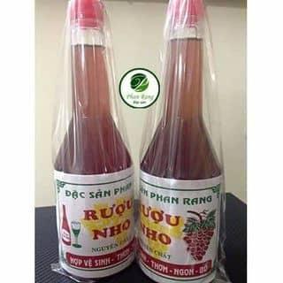 Rượu nho Phan Rang đặc biệt. của habichngoc2 tại 58 Thành Thái, Phường 10, Quận 10, Hồ Chí Minh - 3452810