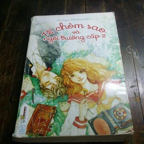 """Sách """" 12 chòm sao và ngôi trường cấp 3 """" - 3550250 buanquan - 43"""