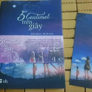 """Sách """"5 Centimet Trên Giây"""" - Shinkai Makoto của thuannguyen1088 tại Kiên Giang - 3050843"""