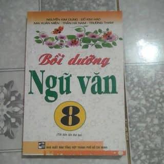 Sách bồi dưỡng ngữ văn 8 của nguyenhuong2260 tại Lâm Đồng - 3806583