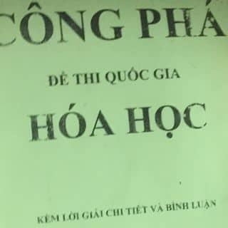 Sách cong phá môn hoá . Hay!!!  của hoangluongthanh tại Shop online, Huyện Nghi Xuân, Hà Tĩnh - 1293374