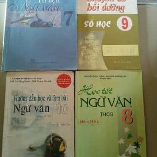Sách cũ các lớp của huanledam tại Phú Yên - 1229700