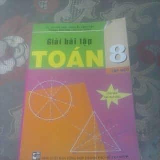 Sách giải bài tập toán 8 tập một của hoaxxsongnguxx tại Hải Phòng - 3814041