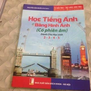Sách học tiếng anh bằng hình ảnh của ngocnhung55 tại Thái Nguyên - 2744405