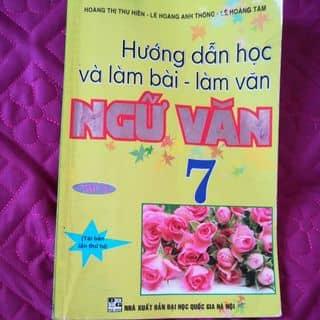 Sách học tốt Ngữ Văn 7 của 01628325710 tại Shop online, Huyện Đạ Tẻh, Lâm Đồng - 3390636