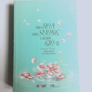 [Sách] Như Hoa Như Sương Lại Như Gió - Vương Thinh của tuechau21 tại Đà Nẵng - 987690