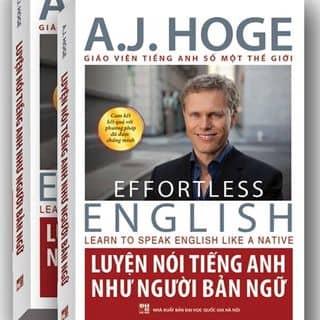 Sách phương pháp học tiếng anh với chuyên gia số 1 thé giới của tram_anh_kun tại 2 Phan Đình Phùng, Thành Phố Hà Tĩnh, Hà Tĩnh - 1252418