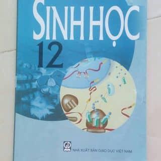 Sách Sinh cơ bản 12 của toanpham1919 tại Quảng Ngãi - 1719512