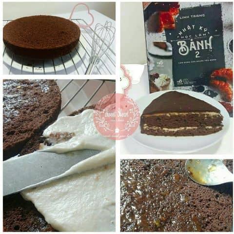 Các hình ảnh được chụp tại SweetHeart Cakes & Desserts