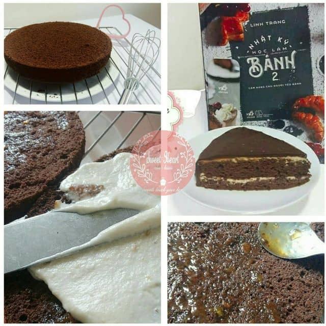 SweetHeart Cakes & Desserts - 70 Bà Huyện Thanh Quan, Quận 3, Hồ Chí Minh