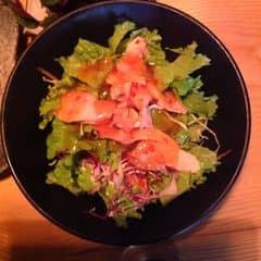 Salad của Sunny Angel tại Isushi - Buffet Nhật Bản - Nguyễn Chí Thanh - 352080